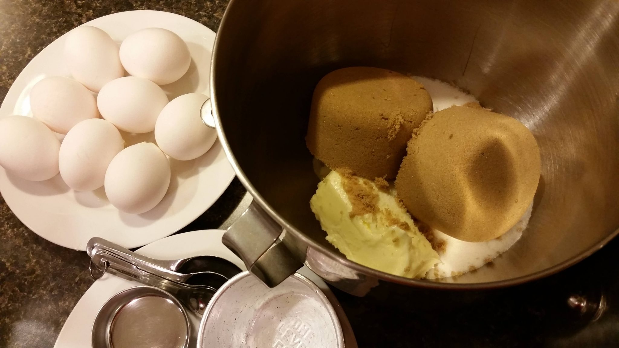 Simple Ingredients include whole eggs, real butter, cane brown sugar, pure granulated sugar and more.