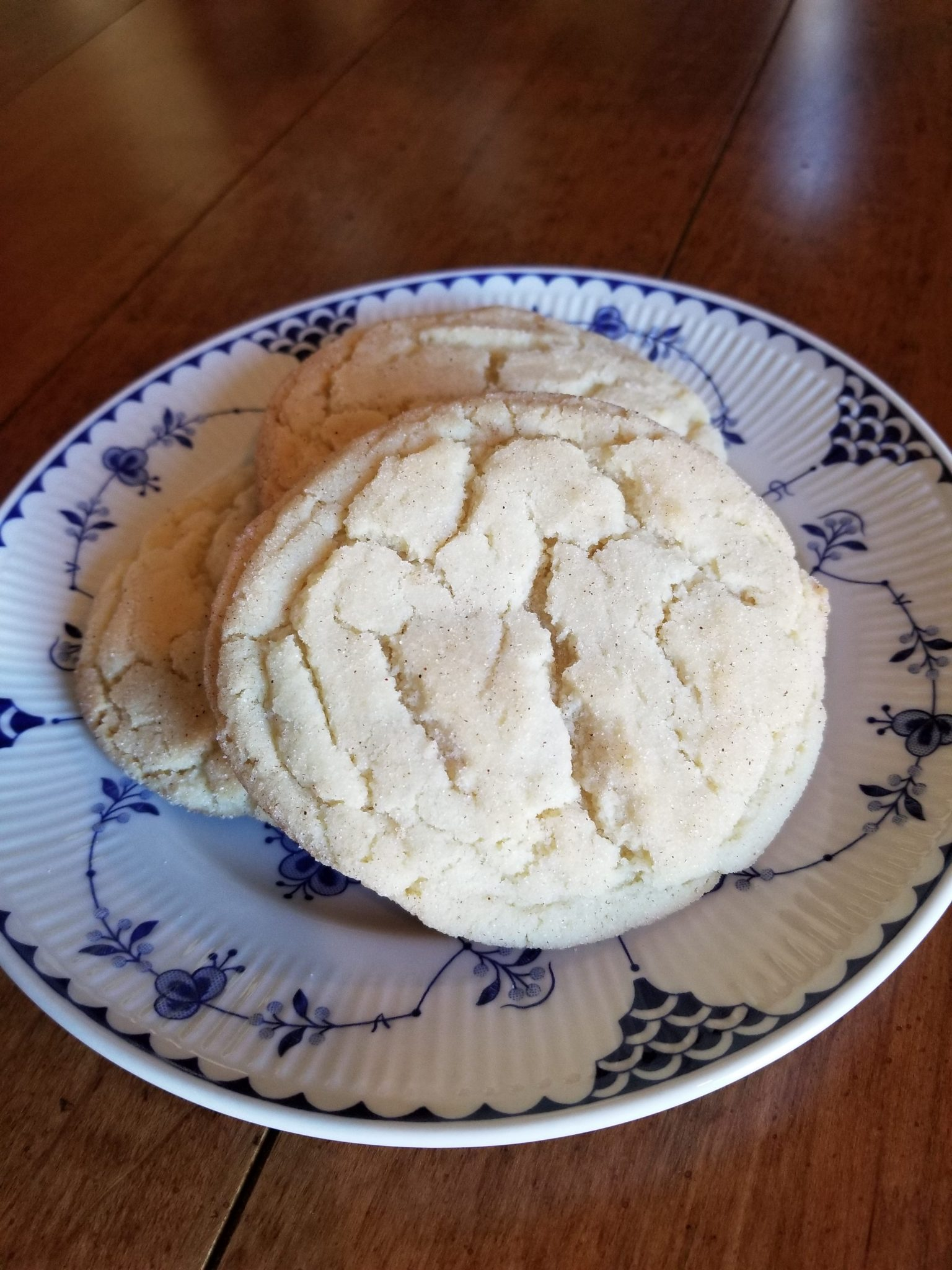 Picture of Grandmother's Snickerdoodle Cookie