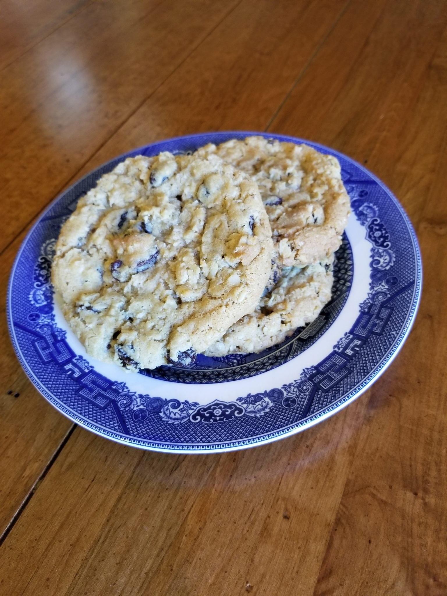 Picture Simply Good Oatmeal Raisin Cookie