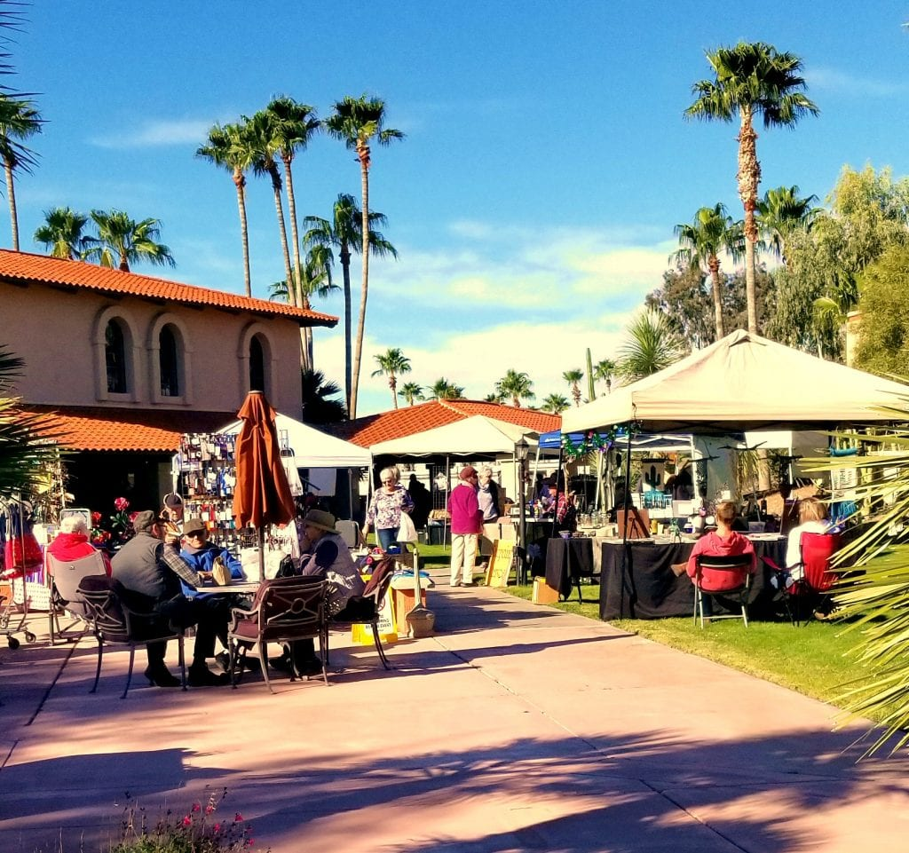 Photo of Market Daze at Voyager RV Resort