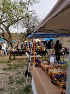 Picture of First Sunday Antique / Vintage Fair with A Simple Cookie and Bob's Clocks at Medella Vina Ranch