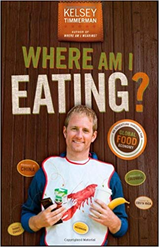 Book cover of Where Am I Eating